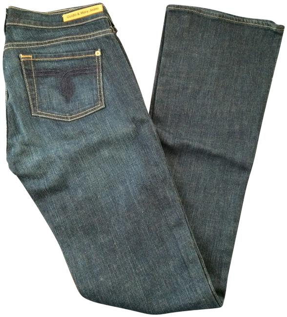 Preload https://img-static.tradesy.com/item/1159267/dark-rinse-jordan-boot-cut-jeans-size-28-4-s-0-1-650-650.jpg