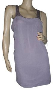 Vera Wang short dress lavender or lt purple on Tradesy