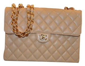 Chanel Crossbody Caviar Classic Shoulder Bag