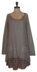 A'reve short dress Sweater on Tradesy