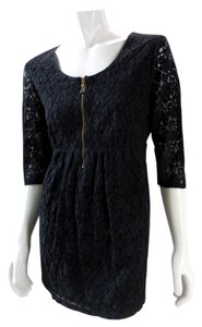 Style & Co Babydoll Lacey Mini Lbd 8176 Dress