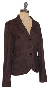 Armand Ventilo Emroidered Floral BROWN Jacket