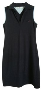 Tommy Hilfiger short dress Navy on Tradesy