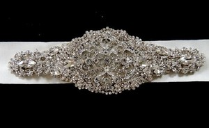 Other Wedding Sash Bridal Belt Rhinestone Sash Bridal Ribbon Sash Bridal Crystal Sash Bridal Accessories Bridal Belt