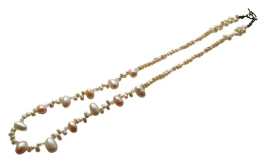 Preload https://img-static.tradesy.com/item/11597149/pearl-pink-freshwater-necklace-0-1-540-540.jpg