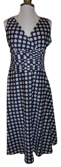 INC International Concepts short dress black & white Cotton on Tradesy
