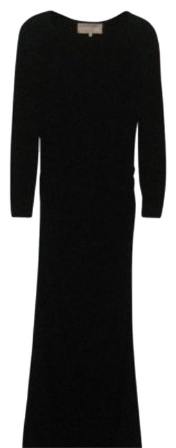 Preload https://item4.tradesy.com/images/emanuel-ungaro-black-made-in-italy-long-night-out-dress-size-12-l-11598-0-1.jpg?width=400&height=650