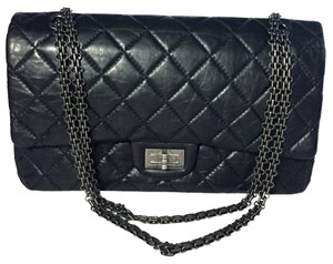 Chanel Reissues2.55 Calfskin Classic Jumbo Shoulder Bag
