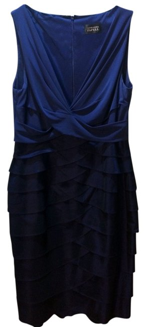 Preload https://item1.tradesy.com/images/adrianna-papell-cocktail-dress-1159855-0-0.jpg?width=400&height=650