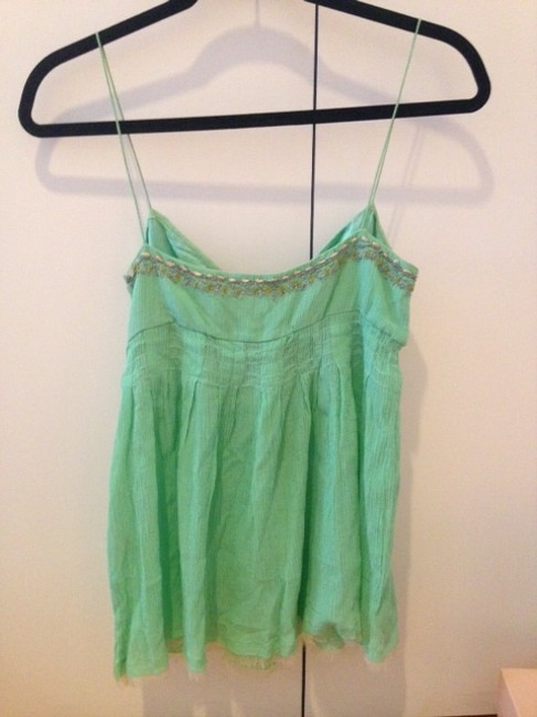 Elie Tahari Top Green