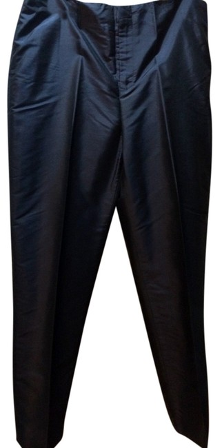 Kate Hill Straight Pants Navy