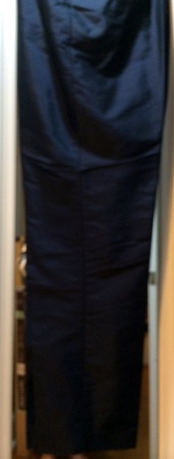 Kate Hill Straight Pants Navy Image 2
