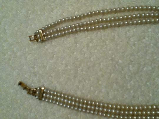Other Vintage faux pearl necklace