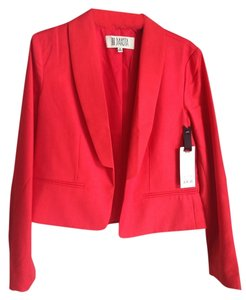 BB Dakota Red Blazer