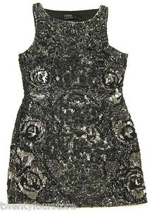 AllSaints short dress Black Spitalfields Ivy Sequin Mini Cocktail on Tradesy