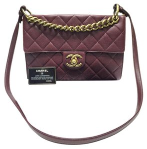 Chanel Caviar Quilted Leather Shoulder Bag