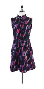 Marc by Marc Jacobs short dress Multi Color Silk Cotton on Tradesy