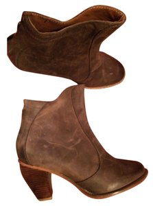 J SHOES Brown Boots