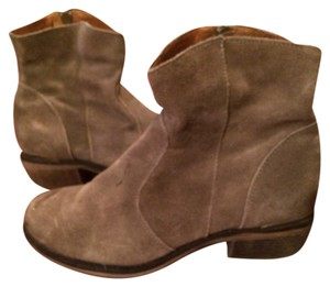 MTNG Brown Boots