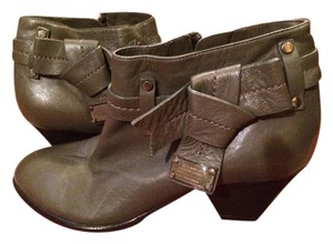 Marc by Marc Jacobs Gray Boots