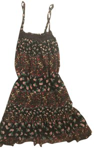 Forever 21 short dress Flowery Multi Flower on Tradesy