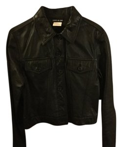 Esprit De Corp Leather Jacket