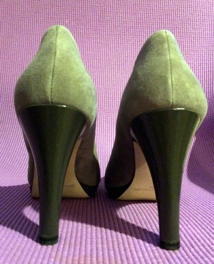 Enzo Angiolini Gray Pumps