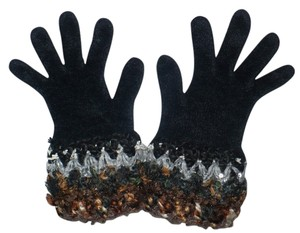 Steve Madden Deconstructed Gloves