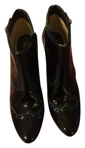 Cole Haan Black (Patent Leather) Boots
