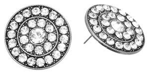 Other BOLD & GLAMOUROUS CLASSIC HOLLYWOOD EARRINGS W/RHINESTONES