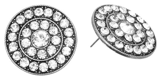 Preload https://img-static.tradesy.com/item/11608873/silver-tone-with-rhinestones-bold-and-glamourous-classic-hollywood-wrhinestones-earrings-0-1-540-540.jpg