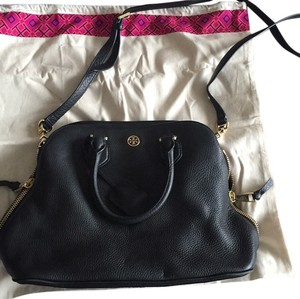Tory Burch Black Purse Satchel in Black