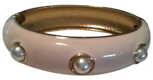 Isaac Mizrahi Oval Shaped Bangle Bracelet
