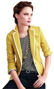 Banana Republic Yellow/Mustard Jacket