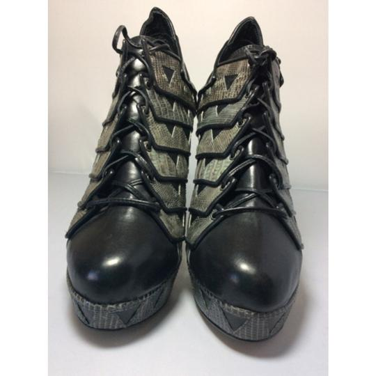 Chrissie Morris Gray Boots Image 1
