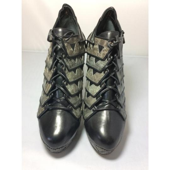 Chrissie Morris Gray Boots Image 2