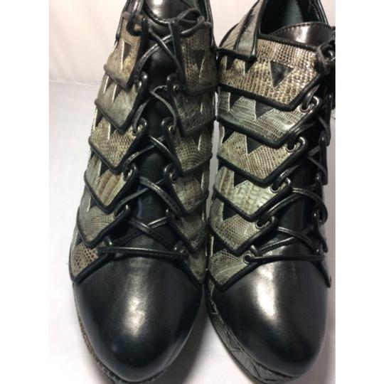 Chrissie Morris Gray Boots Image 3