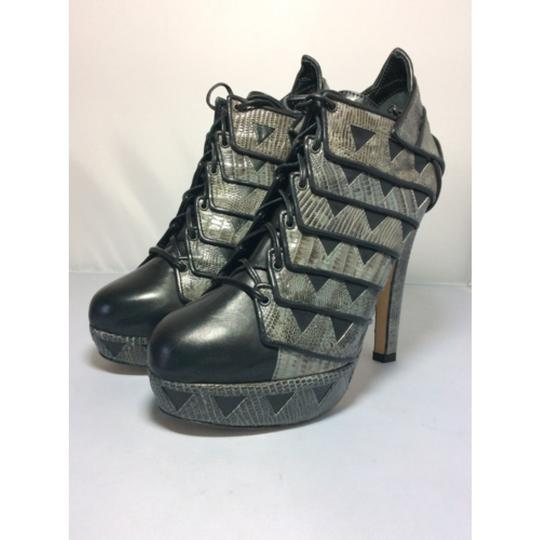 Chrissie Morris Gray Boots Image 4