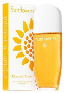 Elizabeth Arden SUN FLOWERS by ELIZABETH ARDEN Eau de Toilette Spray ~ 1.0 oz / 30 ml
