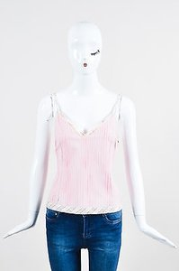 Chanel 03p Cotton Top Pink