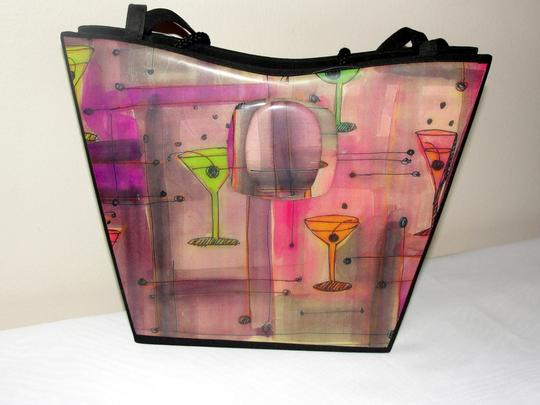 Angela Frascone New Years Eve Party Evening Whimsical Shoulder Bag
