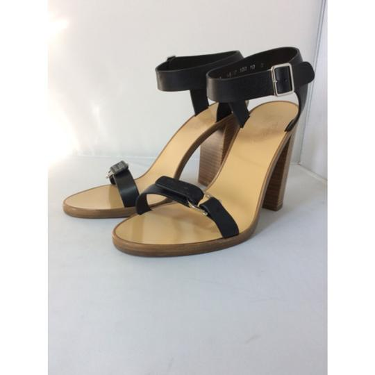 Salvatore Ferragamo Black Sandals Image 0