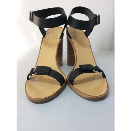 Salvatore Ferragamo Black Sandals Image 2