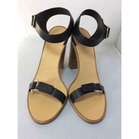 Salvatore Ferragamo Black Sandals Image 3