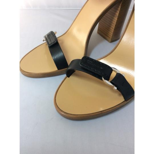 Salvatore Ferragamo Black Sandals Image 4