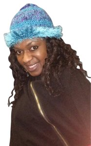 Women's Chenille and Acrylic Hat
