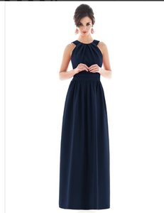 Alfred Sung Midnight Alfred Sung Style D493 Dress