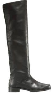 Stuart Weitzman 50/50 Elastic Over The Knee Leather Boots