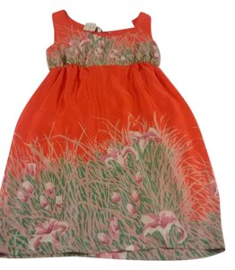 Collective Concepts short dress Red Strawberry Fields on Tradesy