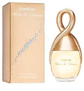 bebe BEBE WISH & DREAMS by BEBE Eau de Parfum Spray ~ 1.7 oz / 50 ml